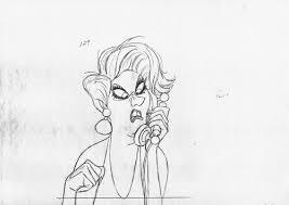 walt disney characters images walt disney sketches madame medusa