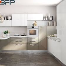 can you paint mdf kitchen cabinets china customized modern high gloss white paint mdf board