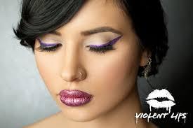 eyeliner tattoo violent eyes amazon com violent eyes the violet glitteratti set of 8