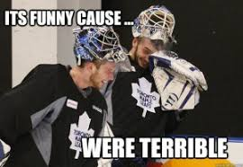 Nhl Meme - plan the parade leafs nation first hate meme of the season