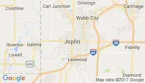 joplin mo map current local in joplin missouri