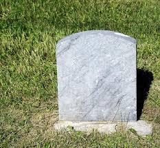 Tombstone Meme Generator - blank tombstone blank template imgflip