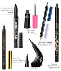 Berapa Pensil Alis Revlon bentuk spidol hingga pensil 6 tipe eyeliner untuk percantik mata