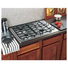 Gas Stainless Steel Cooktop Ge 30