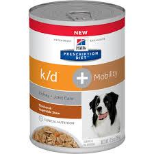 hill u0027s prescription diet k d canine canned