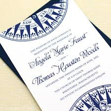 nautical themed wedding invitations concertina press cocoa fl