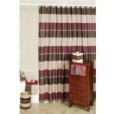 Chocolate Brown Shower Curtain Kitchen Unusual Chocolate Brown And Teal Curtains Brown And Tan