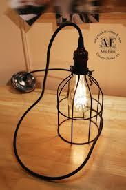 61 best cage lamp images on pinterest pendant lights cage light