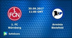 sofa nã rnberg 1 fc nürnberg arminia bielefeld live score and h2h