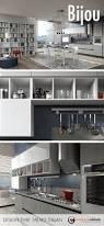 bijou by aran cucine glass doors modern kitchen cabinets and