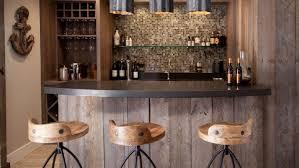 bar rustic basement bar important unique bar top ideas u201a shocking