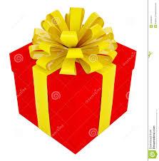 big present bow big gift box royalty free stock images image 34589849
