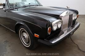 bentley corniche convertible 1979 rolls royce corniche convertible beverly hills car club