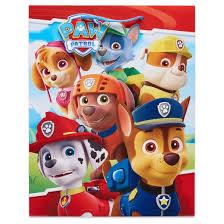 paw patrol gift bag birthday target