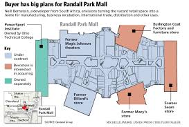 randall park mall makeover moves along ohio technical college