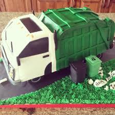 garbage trucks for kids surprise garbage truck cake for mama pinterest truck cakes garbage
