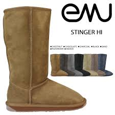 emu womens boots sale sneak shop rakuten global market emu emu stinger hi