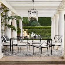Patio Dining Table Outdoor Dining Furniture Williams Sonoma