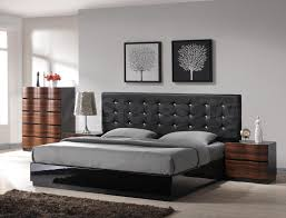 Black Modern Bedroom Furniture Modern Bedroom Suites