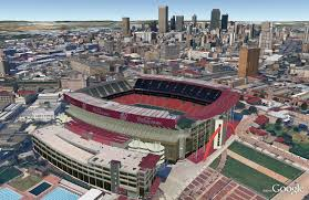 Google World Map 3d by Check Out The 2010 World Cup Stadiums In Google Street View And In 3d