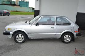 Civic 1980 Civic Hatchback