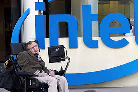 Stephen Hawking Chair Stephen Hawking Introduces Intel U0027s Connected Wheelchair