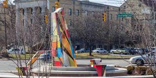 Iupui Map Basile Center Community Herron Of Art Design Indiana