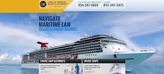 cruise ship accident lawyer cruise injury attorney andrew winston