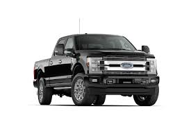 2018 ford super duty truck most capable full size pickup in