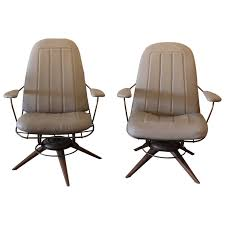 retro swivel chairs antique and vintage swivel chairs 1 102 for sale at 1stdibs