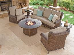 Fire Pit Outdoor Furniture by Patio Set With Firepit Home Design Ideas And Pictures