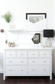 Ikea Bedroom Dresser Ikea Hemnes White Dresser Best Interior Design Finds Wolf And