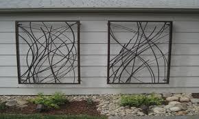 large outdoor wall art marribal