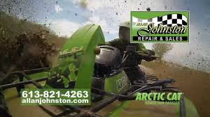 allan johnston repair u0026 sales arctic cat atv youtube