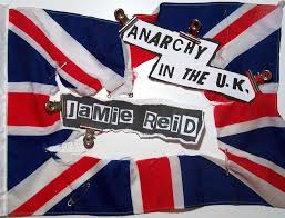 Flag Of The Uk Anarchy In The Uk By Bleedblack85 On Deviantart