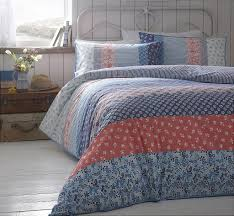 seasalt cornish flower fields bedlinen