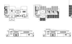beach house design cad drawing cadblocksfree cad blocks free