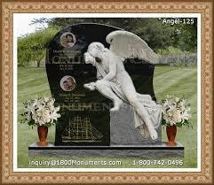 headstones nj angel headstones