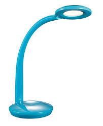 bureau turquoise le de bureau à led cobra 3w bleu turquoise