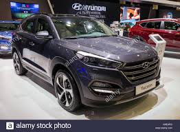 hyundai tucson 2016 brown hyundai tucson stock photos u0026 hyundai tucson stock images alamy