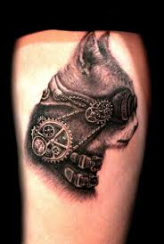 30 awesome steampunk tattoo designs steampunk tattoo design