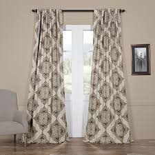 Patterned Window Curtains Patterned Curtains