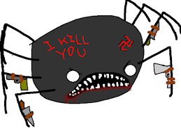 Afraid Of Spiders Meme - hyperbole and a half spiders are scary it s okay to be afraid of