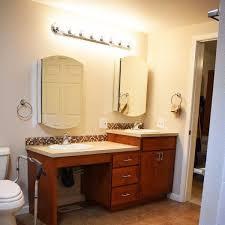 Universal Design Bathrooms Hauck Universal Design Bathroom Highland Ridge