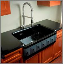 kitchen sink with faucet set contemporary kitchen set with single bowl black ceramic kitchen