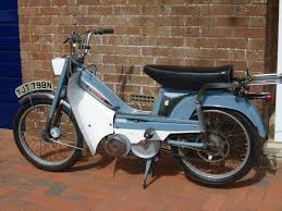 mobylette mobymatic classic moped 1974 one previous owner for 39