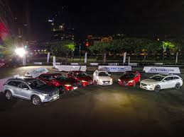 mazda car line mazda ph sets all time sales record for 2017 carmudi philippines