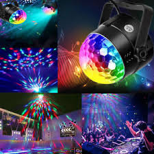 sound activated dj lights dj light sound activated party lights disco ball kingso strobe