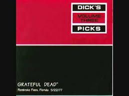 grateful dead morning dew 5 22 77 youtube
