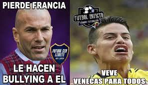 Colombia Meme - colombia en los memes del día tras vencer a francia foto 1 de 16